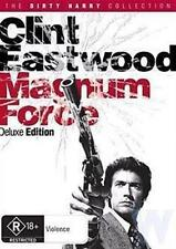 MAGNUM FORCE: DELUXE EDITION Clint Eastwood DVD NEW