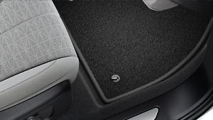 Genuine Land Rover Range Rover Evoque 2019 Carpet Mat Set - Automatic - LR123004