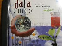 PASCO Scientific Data Studio Software - Version 1.5