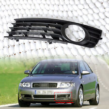 Left Bumper Fog Light lower Grille Protectivor 8E0807681 For 2002-05 Audi A4 B6