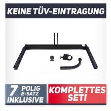Für Volkswagen VW Passat 4x4 Variant B5/B5 GP 3B 97-05 Anhängerkupplung+ES 7p