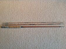 Very Nice 8 1/2 ft. 3 pc. Bamboo Fly Rod Unbranded