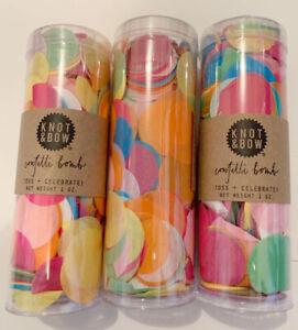 Anthropologie Confetti Bomb 3-pack (Multi) Big **Bulk Discounts**