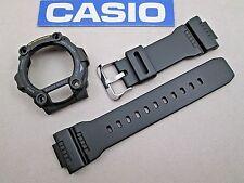 Genuine Casio G-Shock G7900 green resin watch band bezel set fits GW7900 GW7900B