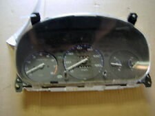 96-00 HONDA CIVIC MT INSTRUMENT CLUSTER SPEEDOMETER 78100-S01-A140 187K TESTED