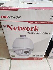 Hikvision - Caméra DS-2AF1-715-B Dome Motorisé IR