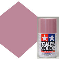 Tamiya TS-59 Pearl Light Red Lacquer Spray Paint 3 oz