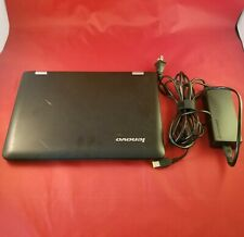 Lenovo Flex 3-1130/ Touch-Screen Laptop/ Windows 10 Sold As Is.
