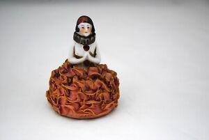Irice German Half Doll Teepuppe