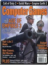 Computer Games - 2005, March - Age of Empires 3: The Inside Story, Guild Wars