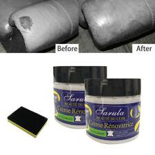 2X Powerful Leather Repair Cream Filler Compound Restoration Crack Hole Wax