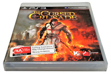 The Cursed Crusade Sony PS3