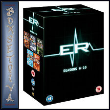 ER - COMPLETE SEASONS 6 7 8 9 & 10  *BRAND NEW DVD BOXSET**