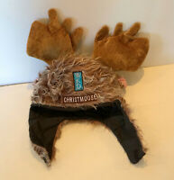 Rare Adult Christmas Party WKD Christmoose Hat