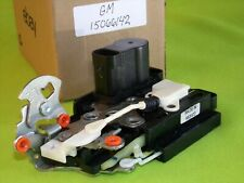 Used GM 15066142 Drivers Door Latch-Act. for 98-03 S10 SONOMA JIMMY 99-03 BLAZER