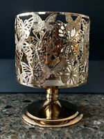 Bath And Body Works Glittering Butterfly 3-wick Candle Holder