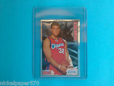 2009-10 Blake Griffin Rookie Sticker Panini NBA Basketball Stars Rare !!