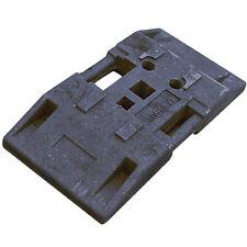 TL-Fußplatte Typ K1 gem. ZTV-SA, f. Bauzaun, Mobilzaun, Bakenfuß, Absperrung