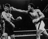 1978 Cassius Clay MUHAMMAD ALI vs LEON SPINKS Glossy 8x10 Photo Print Poster
