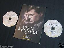ROB LOWE 'KILLING KENNEDY' 2013 PRESS KIT w/DVD & CD-ROM