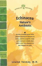 Echinacea: Natures Antibiotic by Louise Tenney, MH (Paperback)