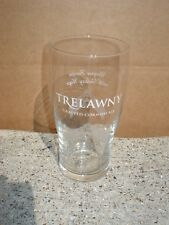 Trelawny Crafted Cornish Ales pint glass