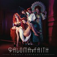 Paloma Faith - A Perfect Contradiction - Paloma Faith CD UCVG The Fast Free
