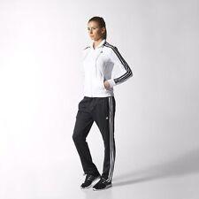 ADIDAS women training track suit S22515 tuta completa donna S S/S short BNWT