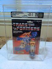 1990 Transformers AFA Minibot Chinese Re Issue Seaspray Sealed MISB MIB BOX