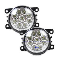 2stk LED Nebelscheinwerfer Nebel Licht für Ford Focus Honda Subaru Nissan Suzuki