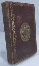 Joannis Dymock, Caii Julii Caesaris Opera Omnia, hb Leather Binding 1824