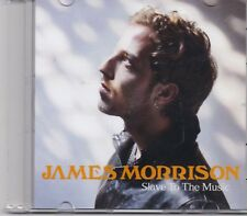 James Morrison-Slave To The Music promo cd single