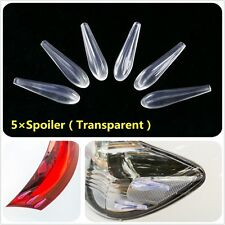 Automobile anti-collision strip Spoiler bar Rectification noise Head Tail light