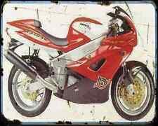 Bimota Yb11 1 A4 Metal Sign Motorbike Vintage Aged