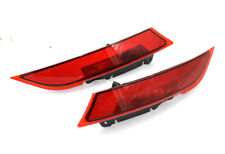 2x Led REAR BUMPER Fog Reflector light For Land Rover Discovery L462 2017 up