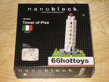 NanoBlock Micro-Sized Building Block Set - Tower of Pisa NBH 030 NEW