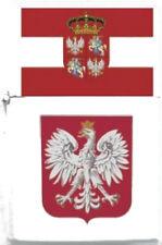 Medieval Royal Poland Polish Polska Battle Eagle War Shield Symbol Lighter War X