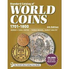 Krause wereld munten 18e eeuw, 6e editie 2014