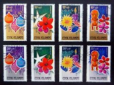 Cook ISLANDS 1967 Natale SG659/66 (8) (£ 1.50 A SERIE) VEDI SOTTO NC69