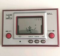 Nintendo Limited Game & Watch Ball Japan Collection Import ( None Box )