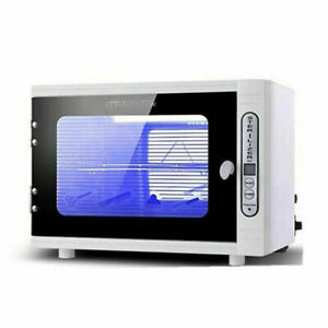220V UV Sterilizer Disinfection Cabinet Home Dental Medical Ozone Sanitizer Box