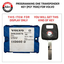 PROGRAMMING KEY FOR VOLVO S40 S70 V40 V70 BY IMMOBOX MODULE