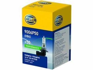 For 2002-2004 Isuzu Axiom Headlight Bulb Low Beam Hella 84283PW 2003