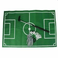Funny Leisure Bathroom Mini Toilet Football Game Mat Potty Putter Putting Game N