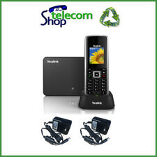 Yealink W52P IP DECT Cordless Handset with Base Unit