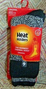 Heat Holders Retro Spirit Block Boot Crew Socks HHM04248 Mens 7-12, Ladies 8-13