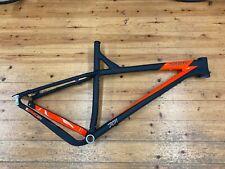 Saracen Zen Plus Mountain Bike 2018 Black/Orange frame 21 inch