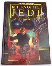 Star Wars Return of the Jedi Vintage British Annual 1983 Marvel Comics
