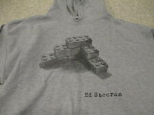 More details for ed sheeran lego house grey hoodie top adult size music