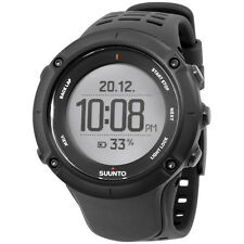 Suunto Ambit3 Peak GPS Heart Rate Monitor Black, One Size - Men's   SS020674000